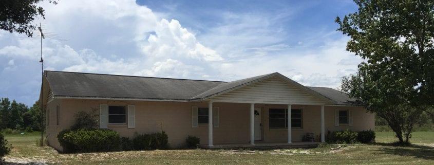 3BR/2BA Home On 5.70± Acres Wildwood, FL