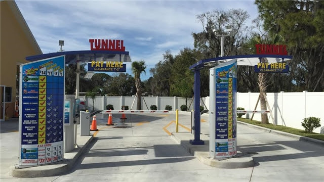 Available Central Florida Car Wash Business Opportunity