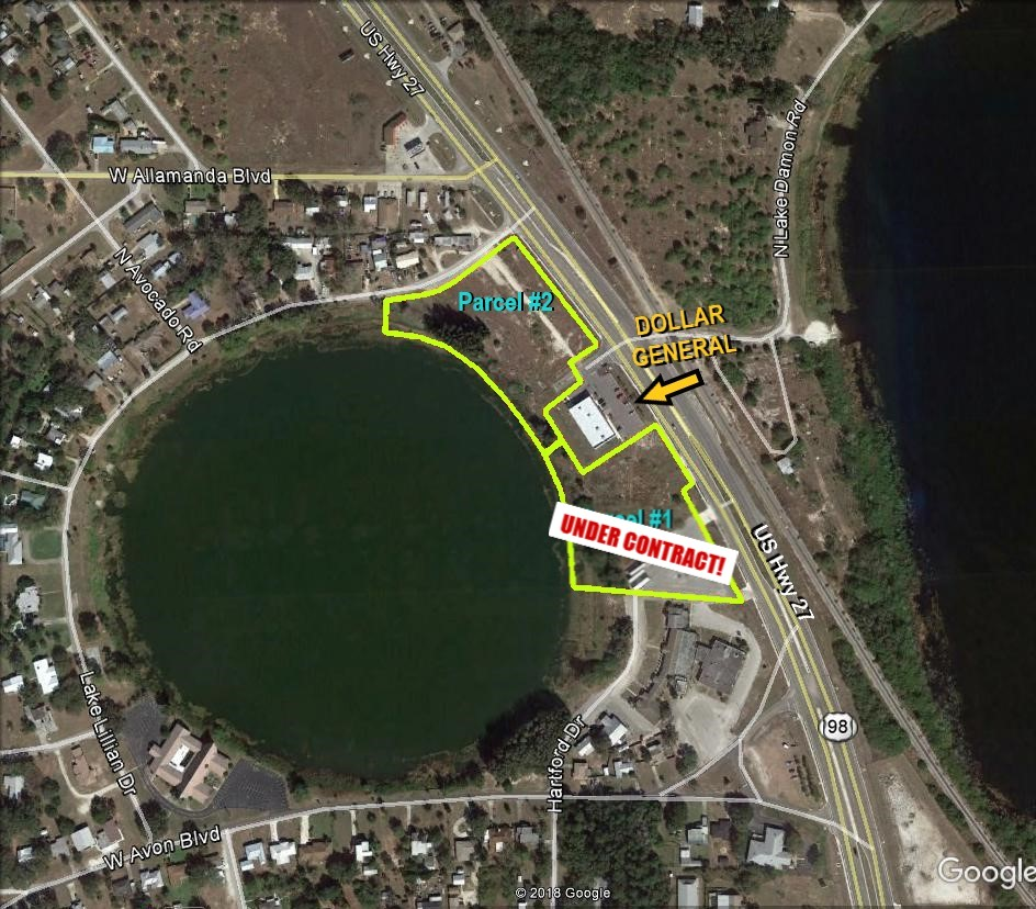 Available! 7.44± Acres Of Development Land Offered In 2