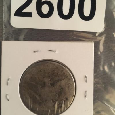 Lot 2600
