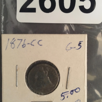 Lot 2605