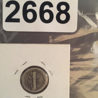 Lot 2668-1
