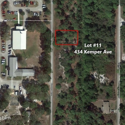 Lot #11 434 Kemper Ave
