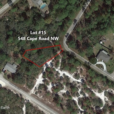 Lot #15 548 Cape Rd. NW