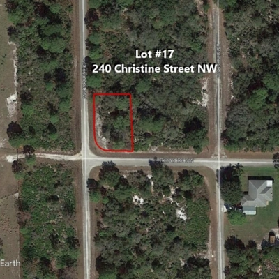 Lot #17 240 Christine St. NW