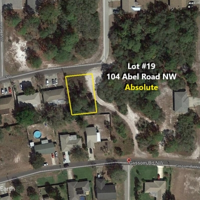 Lot #19 104 Able Rd. NW