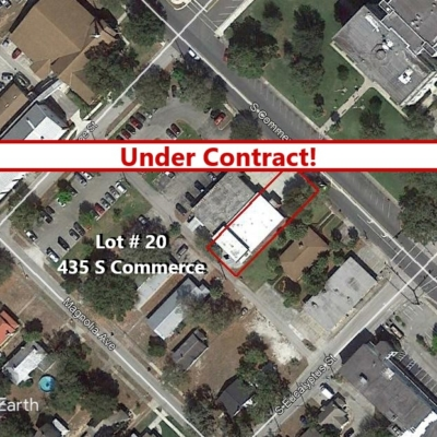 Lot # 20 Under Contract