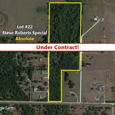 Lot #22 Under Contract