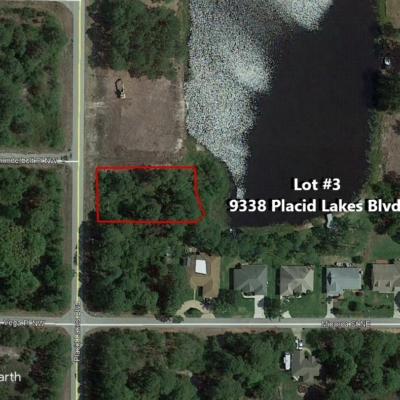 Lot #3 9338 Placid Lakes