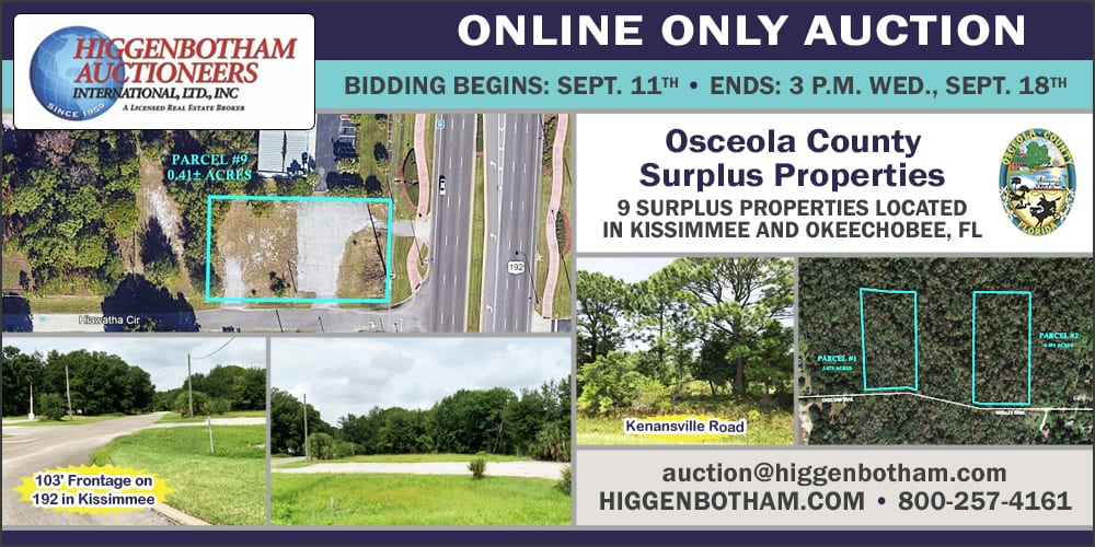 Higgenbotham Auctioneers | Real Estate Auctions | Commercial